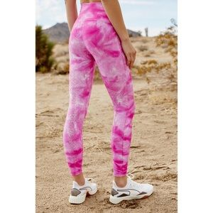 Free People Movement Shanti Leggings in Pink XS/S